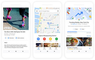 Google Maps gets new assistive features, AR navigation mode in the works (update)
