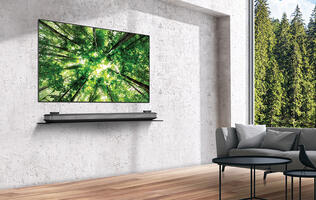 This is how LG's α9 processor is evolving OLED TVs in 2018