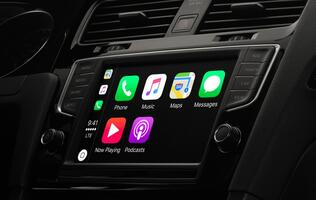 Apple expands its fleet of autonomous cars in California
