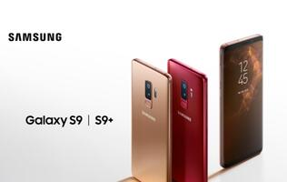 Samsung introduces two new color options for the Galaxy S9 and S9+