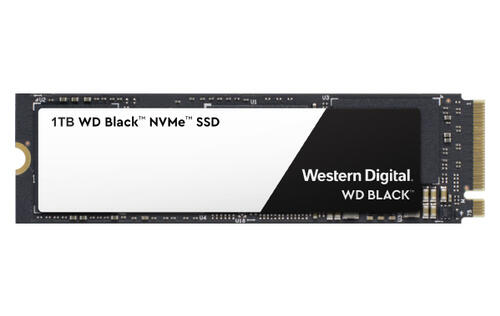 Watch out Samsung, Western Digital releases new WD Black NVme SSD