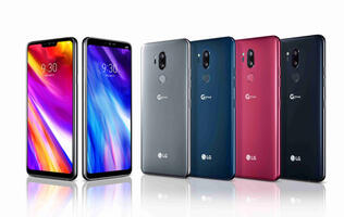 The LG G7+ ThinQ launches in Singapore this Saturday! (2nd June)