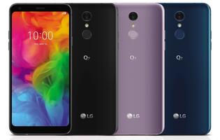 LG refreshes its midrange offerings with three Q7 phone models