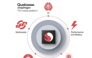 The new Snapdragon 710 will make midrange Android phones more powerful