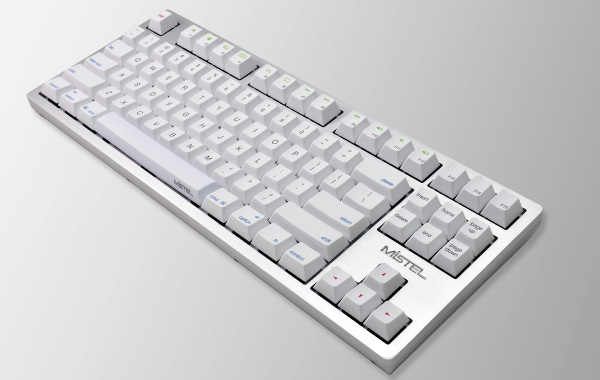 Mistel MD870 Sleeker review: A great mechanical keyboard for Macs