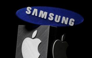 Samsung to pay Apple $539 million in patent retrial