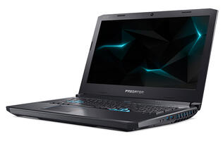 The Acer Predator Helios 500 is an overclockable 17.3-inch laptop with a Core i9 processor