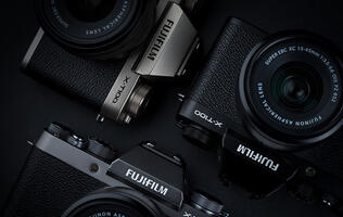 24.2MP Fujifilm X-T100 officially announced! *Updated with pricing info*