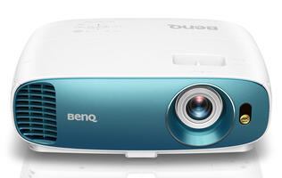 The BenQ TK800 is a bright 4K projector with an attractive price tag