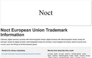 "Nikon has just registered a new ""Noct"" trademark for cameras and lenses"