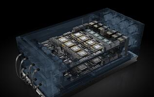 NVIDIA's HGX-2 will transform trillion-dollar industries through a new cloud-server architecture
