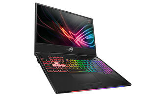 ASUS lops off the bezels on its new ROG Strix Hero II and Scar II laptops (Updated with pricing)