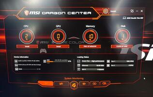 MSI's Dragon Center 2.0 is a rejuvenated one-stop control pod for MSI gaming notebooks