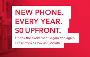 Singtel now has a leasing program that lets you upgrade to a new phone every year
