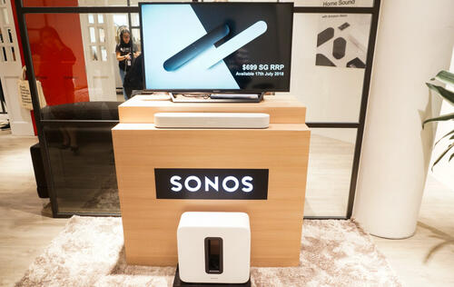 First looks at Sonos' smart sound bar - the Sonos Beam