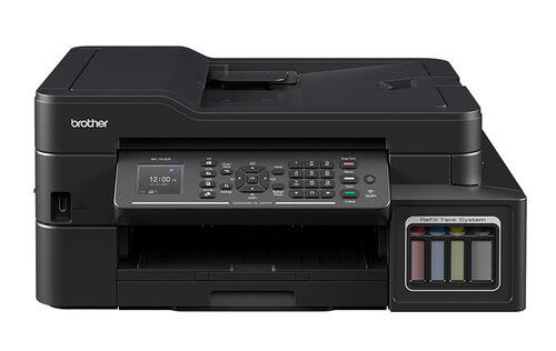 Brother's latest ink tank printers can now print up to 6,500 mono pages and 10ipm in color