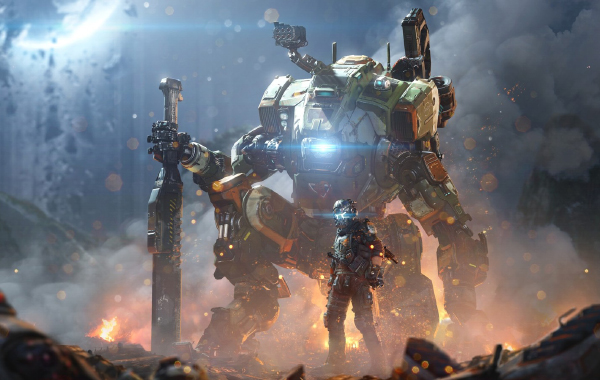 In the future, you don't need a gaming PC or console to play high-end games like Titanfall 2