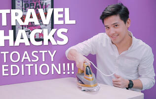 #HWZtechmeup: Travel hacks (super easy edition)
