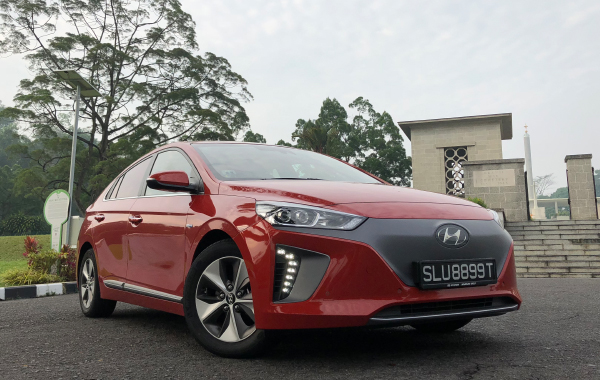 Weekend Drives: Hyundai Ioniq Electric - What's it like driving a fully electric car?