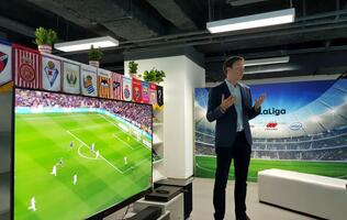 La Liga amps up football viewing experience with 360-degree videos, thanks to Intel True View