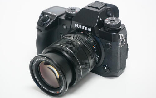 Fujifilm X-H1 camera review: An impressive workhorse