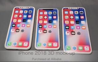 2018 iPhone dummy units revealed in hands-on video