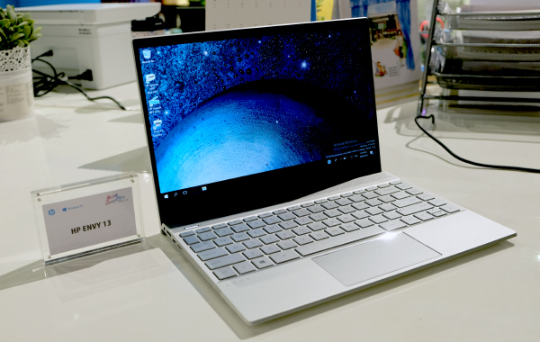 Hands-on with HP's new Envy and Envy x360 notebooks