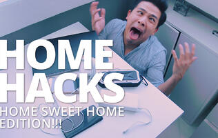 #HWZtechmeup: Home hacks