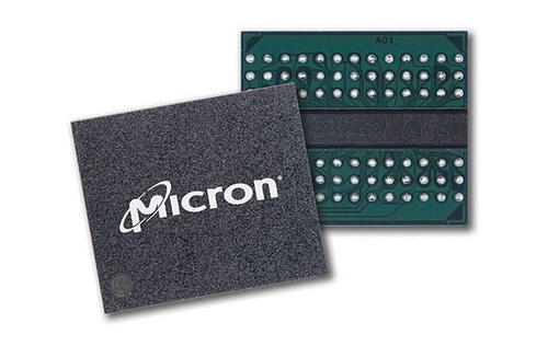 Micron begins mass production of GDDR6 memory for next-generation GPUs