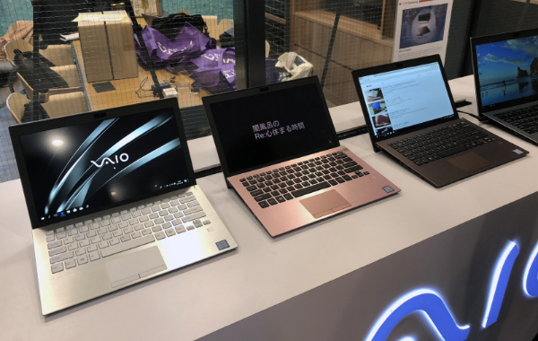 Hands-on with the new Vaio S13 and S11 notebooks (Updated with pricing details)