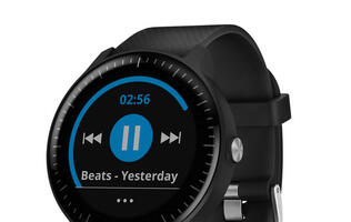 The new Garmin Vivoactive 3 Music lets you listen to music on the go