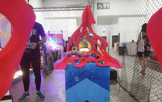 Campus Party Singapore 2018: Checking out the Drone Zone
