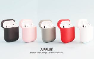 This case adds wireless charging to the AirPods for less than S$30