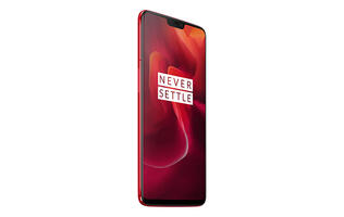 The red color OnePlus 6 is now available in Singapore