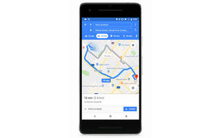 Google Maps now has a motorbike mode