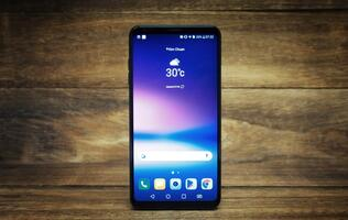 These could be the specs of the upcoming LG V40 smartphone