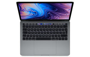 The new 13-inch MacBook Pro with Touch Bar now has four full-speed Thunderbolt ports