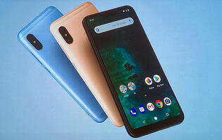 The Xiaomi Mi A2 Lite is a budget Android One handset with a 5.84-inch notched display and two rear cameras