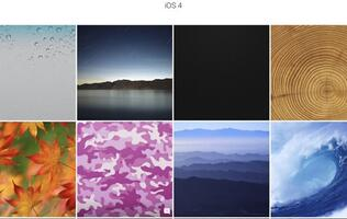 Reddit user shares archive of all past Mac and iOS Wallpapers