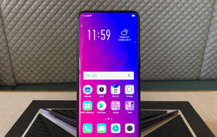 In pictures: The all-display Oppo Find X