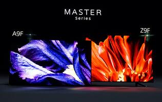 Sony's new Master Series A9F OLED and Z9F LCD TVs deliver the creator's intent (Updated with price)