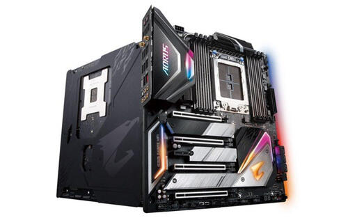 Gigabyte's X399 Aorus Xtreme was built for your AMD Threadripper processor