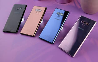 In pictures: Samsung Galaxy Note9
