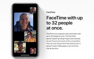 Apple delays Group FaceTime, won't launch with iOS 12 and macOS Mojave