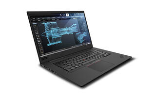 Lenovo's ThinkPad P1 is the company's slimmest workstation laptop yet