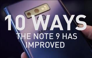 All you need to know about the Samsung Galaxy Note 9 in 30 seconds!