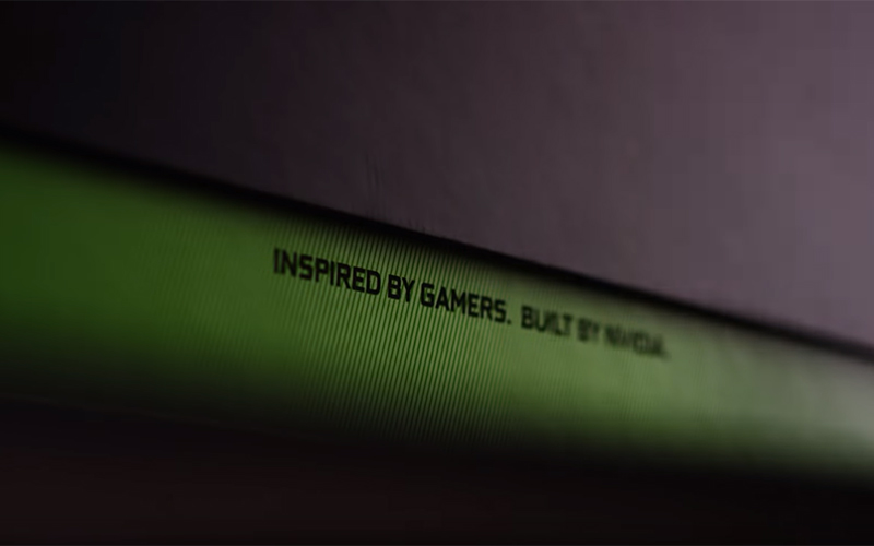 NVIDIA's teaser suggests a gaming GPU called the RTX 2080 may launch next week