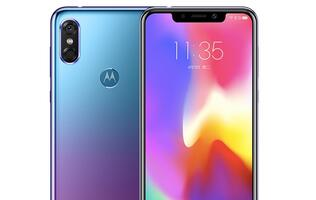 Motorola joins the iPhone X clone party with the P30 phone