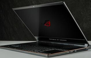 The ASUS ROG Zephyrus S is the slimmest gaming laptop you can buy with a GeForce GTX 1060