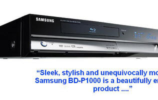 First Looks: Samsung BD-P1000 Blu-ray Disc Player